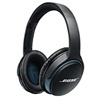 Bose SoundLink 耳罩式蓝牙无线耳机II-黑色