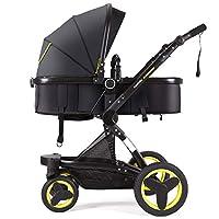 Cynebaby 嬰兒車搖籃車雙面嬰兒車 Infant All Terrian Baby Carriage City Select Vista 嬰幼兒推車 男孩加網罩 暖黃色