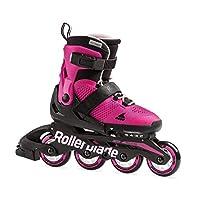 Rollerblade 小女孩 Microblade G 直排轮滑鞋
