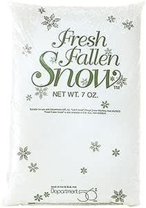 Department 56 Village Fresh Fallen Snow,7 盎司袋