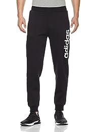 adidas NEO 阿迪达斯运动生活 男式 NEO 针织长裤 CV9327 黑/白 M CE SP PAN TP