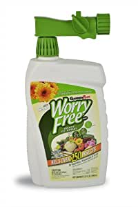 Worry Free GardenTech Brand Ready to Spray 害虫控制,1 夸脱