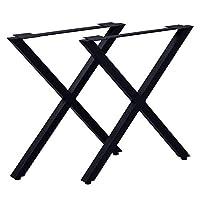桌腿 高款(X型) 黑色