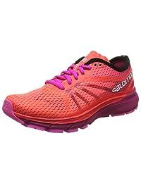 Salomon 萨洛蒙 SONIC RA PRO W 女 户外轻舒适护脚跑步鞋 L40242800 SONIC RA PRO W