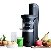 Panasonic 松下 MJ-L700KXE 慢榨汁机/榨汁机,150,不锈钢,塑料,亚光黑色