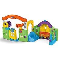 Little Tikes 小泰克 玩具中心系列 百变儿童乐园 多功能游戏中心MGAC632624M