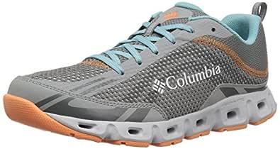 Columbia* 女 跑步鞋 BL4617 BL4617-036-5 灰色/橘色 36 (US 5)