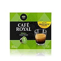 Café Royal Single Origin Brazil 48 Coffee Pods Compatible With The Nescafé Systems, Pack of 3