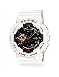 【跨境自营】G SHOCK-Casio 卡西欧 石英男士手表 GA-110RG-7A(包邮包税)