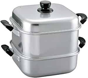 Almight 方形蒸器 一层 26cm EBM-4434500