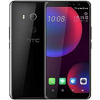 HTC U11 EYEs 全面屏双摄手机 全网通 4G+64G 双卡双待手机 (极镜黑) 下单赠送专属钢化膜、htc双肩背包