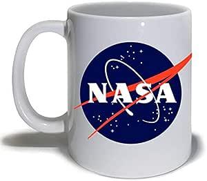 NASA 马克杯 白色