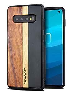 适用于三星 Galaxy S10 手机壳 Cool wood