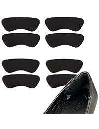 [ スリーケー ] 日本制造 パカパカ & 靴擦れ 防止脚后跟垫4双装3K 系列 K001