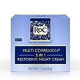 Roc Multi Correxion 5 In 1 Restoring Facial Night Cream, 1.7 Oz.