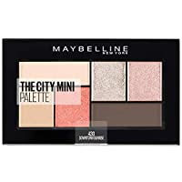 Maybelline New York 美宝莲纽约 城市迷你调色板3件装(3 x 6克)