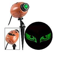 Gemmy EyeScreams 閃爍* LED 多重設計萬圣節室內/室外