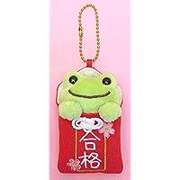 青蛙皮克斯 合格护理 吉祥物