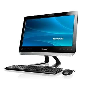 Lenovo 联想 IdeaCentre C225r 一体机电脑(AMD加速E350 2G 500G DVD刻录 USB键鼠套装 摄像头 显示屏3年保修 Linux 18.5英寸 黑色)