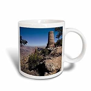 3drose danita delimont–大峡谷–南 RIM ,大峡谷沙漠,亚利桑那–us03dpb0002–Douglas peebles–马克杯 蓝色 11 oz