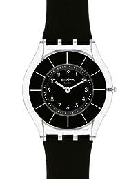 瑞士品牌 Swatch 斯沃琪超薄系列石英男表 SFK361