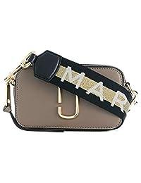 Marc Jacobs 女式 钱包 SNAPSHOT M0014146-064 法式灰 18 * 5 * 10cm