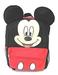 Disney 米奇鼠笑脸和耳朵儿童 12 英寸背包