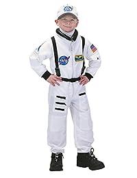 Aeromax Jr. 宇航员套装带 NASA 补丁和尿布扣