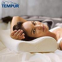 TEMPUR 泰普尔 丹麦原装进口 慢回弹 记忆棉 记忆枕 米黄色感温枕 (米黄色, M122868)