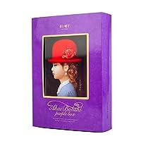 红帽子 紫色什锦饼干礼盒95g 16枚入(日本进口)