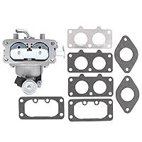 ApplianPar Carb 化油器 15004-1012 15004-0931 15004-7083 15004-7064 带垫片适用于川崎 FX691V
