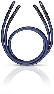 Oehlbach XXL 系列 1 3 针 XLR 音频电缆主套装 (0.5)