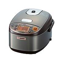 象印 炊飯器 IH式 3合炊き ステンレスブラウン NP-GH05-XT 需配變壓器