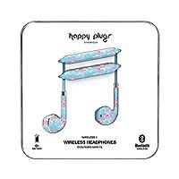 happy plugs EAR PIECE 2 入耳式无线耳机 遥控器?带麦克风 支持bluetooth iOS/Android Siri 8小时连续播放