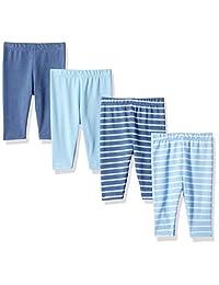Hanes Ultimate Baby Flexy 针织裤 4 件套