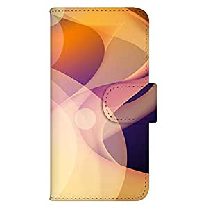 智能手机壳 手册式 对应全部机型 印刷手册 wn-456top 套 手册 流线效果 UV印刷 壳WN-PR061426-MX AQUOS Xx2 502SH B款