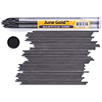 June Gold Lead Refills Break Resistant Lead with Convenient Dispensers