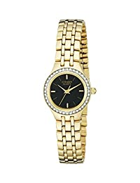 Citizen Women's EJ6042-56E Analog Display Japanese Quartz Gold Watch