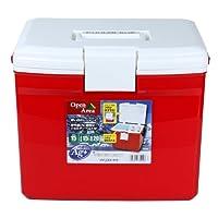IRIS 爱丽思 CL-15 车载无电冰箱 保温箱 冷藏箱 户外烧烤保鲜箱 红色 15升(供应商直送)