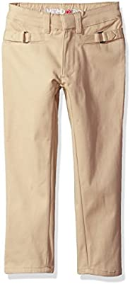 Limited Too Little Girls' Ez Stretch Skinny Twill Pant (More Styles Availa