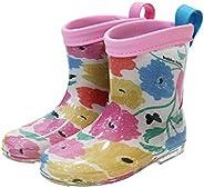 Ogawa 小川 兒童雨靴 Kukka Hippo 01 ガーデン M 17cm 83160