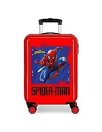 Marvel 蜘蛛侠街头儿童行李 55 厘米 34 红色 (Rojo)