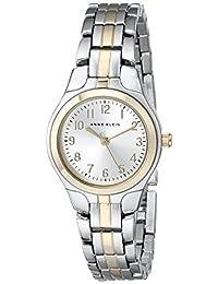 Anne Klein 女士 105491SVTT 双色礼服手表