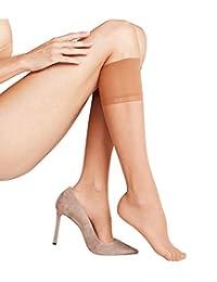 FALKE 女式 knee-high 短袜