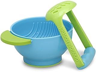 NUK婴儿辅食研磨碗