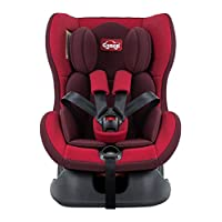 感恩 宝宝汽车儿童安全座椅 发现者第三代 适合0-18kg(约0-4岁)活力红(供应商直送)