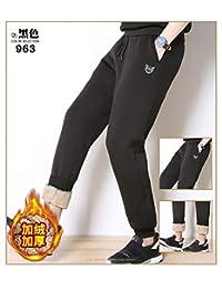 羊羔绒 加厚棉裤 男士保暖男裤子休闲裤保暖裤