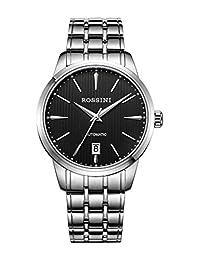 ROSSINI 罗西尼 自动机械男士手表 515709W04B(亚马逊自营商品, 由供应商配送)