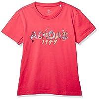 Adidas 阿迪达斯 训练服 W MHG LinIllu T恤(IEL48) 女士