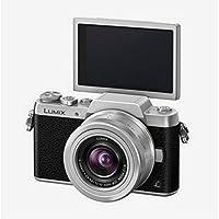 松下(Panasonic) DMC-GF8K 12-32镜头 自拍微单相机 (银色)